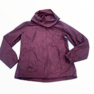 Primary Photo - BRAND: NORTHFACE STYLE: JACKET OUTDOOR COLOR: BURGUNDY SIZE: M SKU: 190-190106-56417