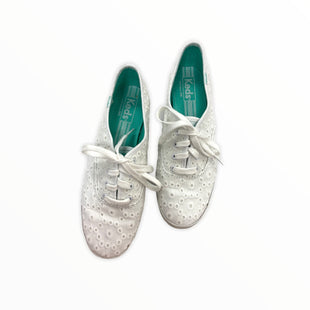 Primary Photo - BRAND: KEDS STYLE: SHOES ATHLETIC COLOR: WHITE SIZE: 7 SKU: 190-190140-24843