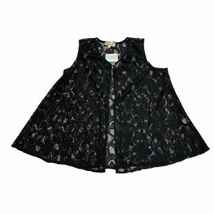 Primary Photo - BRAND: ANTTHONY STYLE: VEST COLOR: BLACK SIZE: 1X OTHER INFO: NEW! SKU: 190-190125-37807