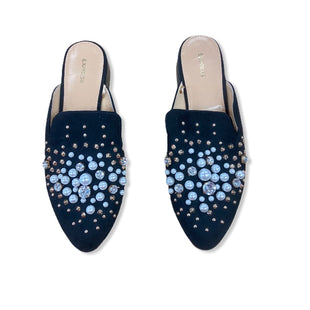 Primary Photo - BRAND: EXPRESS STYLE: SHOES FLATS COLOR: BLACK SIZE: 8 SKU: 190-190125-28363