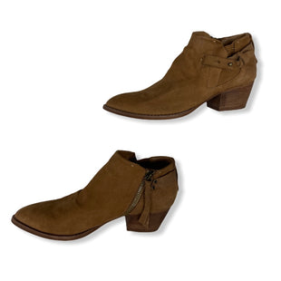 Primary Photo - BRAND: DOLCE VITA STYLE: BOOTS ANKLE COLOR: BROWN SIZE: 7.5 SKU: 190-190125-36673