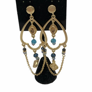 Primary Photo - BRAND: CHICOS STYLE: EARRINGS COLOR: GOLD OTHER INFO: NEW! SKU: 190-190140-24952