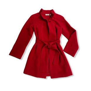 Primary Photo - BRAND: CHICOS STYLE: COAT SHORT COLOR: RED SIZE: S SKU: 190-190125-35353