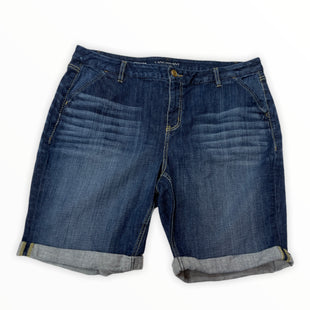 Primary Photo - BRAND: LANE BRYANT STYLE: SHORTS COLOR: DENIM BLUE SIZE: 20 SKU: 190-190140-23916