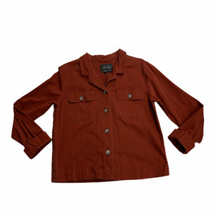 Primary Photo - BRAND: SANCTUARY STYLE: JACKET OUTDOOR COLOR: RUST SIZE: L OTHER INFO: NEW! SKU: 190-190106-52057