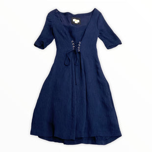 Primary Photo - BRAND: MAEVE STYLE: DRESS SHORT SHORT SLEEVE COLOR: NAVY SIZE: S SKU: 190-190125-37686