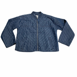 Primary Photo - BRAND: GAP STYLE: JACKET OUTDOOR COLOR: DENIM BLUE SIZE: M SKU: 190-190140-21023