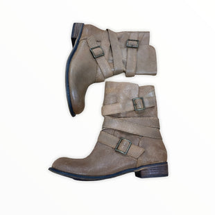 Primary Photo - BRAND: GIANNI BINI STYLE: BOOTS ANKLE COLOR: BROWN SIZE: 7.5 SKU: 190-19060-43892