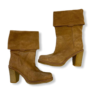 Primary Photo - BRAND: UGG STYLE: BOOTS ANKLE COLOR: CAMEL SIZE: 8 SKU: 190-190106-50859