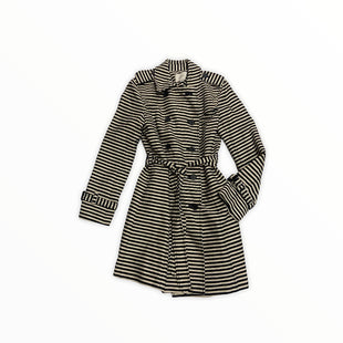 Primary Photo - BRAND: LOFT STYLE: COAT SHORT COLOR: BLACK WHITE SIZE: S SKU: 190-19060-46091