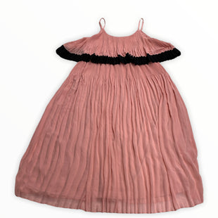 Primary Photo - BRAND: LANE BRYANT STYLE: DRESS LONG SLEEVELESS COLOR: PINK SIZE: 1X SKU: 190-190140-15035