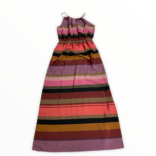 Primary Photo - BRAND: ANN TAYLOR LOFT O STYLE: DRESS LONG SLEEVELESS COLOR: PURPLE SIZE: S SKU: 190-190106-49166
