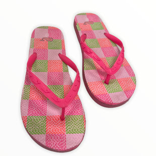 Primary Photo - BRAND: VINEYARD VINES STYLE: FLIP FLOPS COLOR: PINK SIZE: 10 SKU: 190-190106-49834