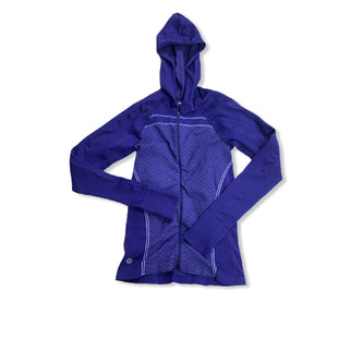 Primary Photo - BRAND: ATHLETA STYLE: ATHLETIC JACKET COLOR: PURPLE SIZE: S SKU: 190-190140-19044