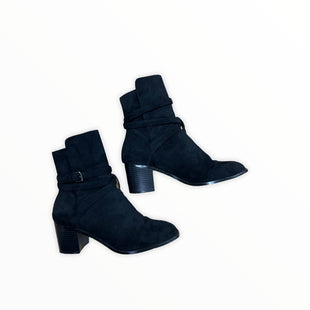Primary Photo - BRAND:   FOREVER 21STYLE: BOOTS ANKLE COLOR: BLACK SIZE: 9 SKU: 190-190125-36719