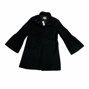 Primary Photo - BRAND: LOFT STYLE: COAT LONG COLOR: BLACK SIZE: M OTHER INFO: NEW! SKU: 190-19060-46732