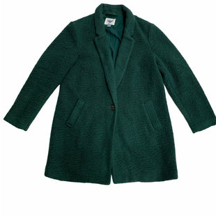 Primary Photo - BRAND: OLD NAVY STYLE: COAT SHORT COLOR: GREEN SIZE: L SKU: 190-190125-36626