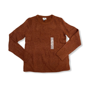 Primary Photo - BRAND: OLD NAVY STYLE: SWEATER LIGHTWEIGHT COLOR: BROWN SIZE: S OTHER INFO: NEW! SKU: 190-19060-46108