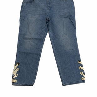 Primary Photo - BRAND: CHICOS STYLE: JEANS COLOR: DENIM BLUE SIZE: 16 OTHER INFO: NEW! SKU: 190-190106-56305