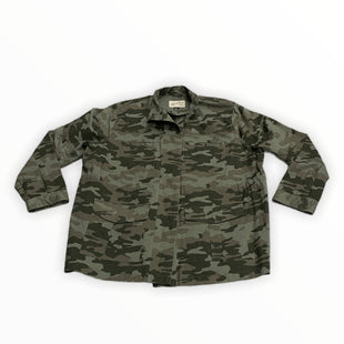 Primary Photo - BRAND: UNIVERSAL THREAD STYLE: JACKET OUTDOOR COLOR: CAMOFLAUGE SIZE: 1X OTHER INFO: NEW! SKU: 190-190125-39511