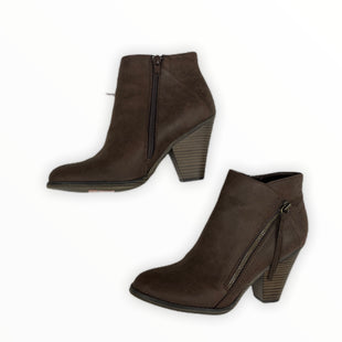 Primary Photo - BRAND: MIA STYLE: BOOTS ANKLE COLOR: BROWN SIZE: 7 SKU: 190-19060-47069