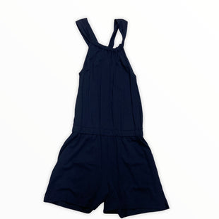 Primary Photo - BRAND: ANN TAYLOR STYLE: ROMPER SHORT SLEEVELESS COLOR: NAVY SIZE: S SKU: 190-190140-18906