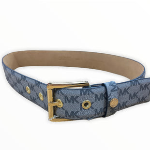Primary Photo - BRAND: MICHAEL BY MICHAEL KORS STYLE: BELT COLOR: GREY SIZE: S SKU: 190-190106-54008