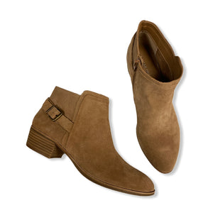 Primary Photo - BRAND: GIANNI BINI STYLE: BOOTS ANKLE COLOR: TAN SIZE: 10 SKU: 190-190106-51985