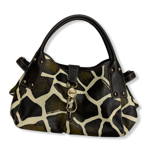Primary Photo - BRAND: DOONEY AND BOURKE STYLE: HANDBAG DESIGNER COLOR: ANIMAL PRINT SIZE: MEDIUM SKU: 190-19060-45822