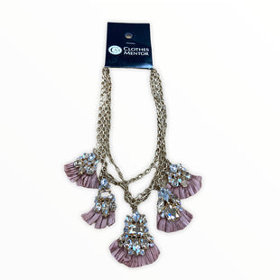 Primary Photo - BRAND:    CLOTHES MENTOR STYLE: NECKLACE COLOR: MAUVE OTHER INFO: GOLD SKU: 190-190140-22786