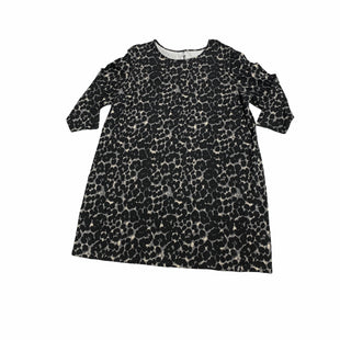 Primary Photo - BRAND: OLD NAVY STYLE: DRESS SHORT LONG SLEEVE COLOR: ANIMAL PRINT SIZE: 1X OTHER INFO: NEW! SKU: 190-190140-23472