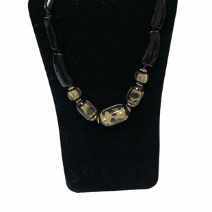 Primary Photo - BRAND: CHICOS STYLE: NECKLACE COLOR: BLACK OTHER INFO: NEW! SKU: 190-190140-25045