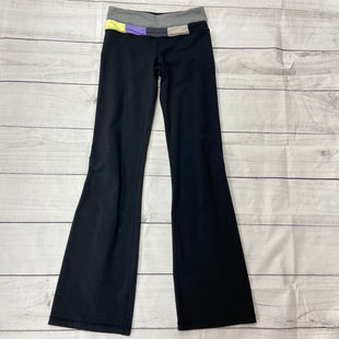 Primary Photo - BRAND: LULULEMON STYLE: ATHLETIC PANTS COLOR: BLACK SIZE: 4 SKU: 190-190140-17661