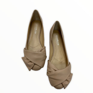 Primary Photo - BRAND: CHARLES BY CHARLES DAVID STYLE: SHOES FLATS COLOR: NUDE SIZE: 8 SKU: 190-190140-20643