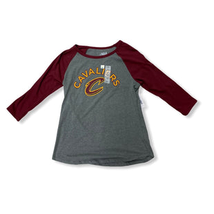 Primary Photo - BRAND: OLD NAVY STYLE: ATHLETIC TOP COLOR: BURGUNDY SIZE: M OTHER INFO: NBA - NEW! SKU: 190-19060-46106