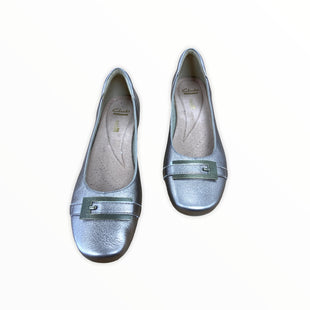 Primary Photo - BRAND: CLARKS STYLE: SHOES FLATS COLOR: GOLD SIZE: 9 SKU: 190-190140-16654