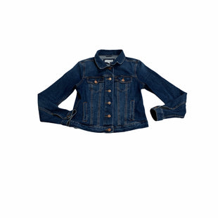 Primary Photo - BRAND: LOFT STYLE: JACKET OUTDOOR COLOR: DENIM BLUE SIZE: M SKU: 190-190125-40717
