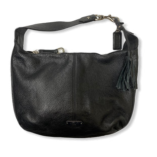 Primary Photo - BRAND: COACH STYLE: HANDBAG DESIGNER COLOR: BLACK SIZE: MEDIUM SKU: 190-190125-35608