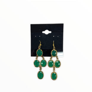 Primary Photo - BRAND:    CLOTHES MENTOR STYLE: EARRINGS COLOR: GREEN SKU: 190-190106-55000