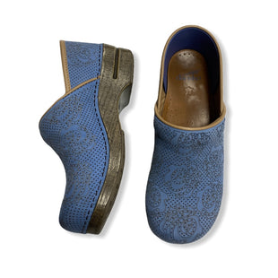 Primary Photo - BRAND: DANSKO STYLE: SHOES FLATS COLOR: BLUE SIZE: 9 SKU: 190-190106-52360
