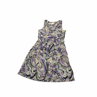 Primary Photo - BRAND: MICHAEL BY MICHAEL KORS STYLE: DRESS SHORT SLEEVELESS COLOR: PURPLE SIZE: S SKU: 190-190106-54778