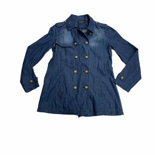 Primary Photo - BRAND: CI SONO STYLE: JACKET OUTDOOR COLOR: DENIM SIZE: M OTHER INFO: NEW! SKU: 190-190106-53847