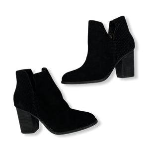 Primary Photo - BRAND: STEVE MADDEN STYLE: BOOTS ANKLE COLOR: BLACK SIZE: 7.5 SKU: 190-190125-36671