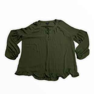 Primary Photo - BRAND: ANA STYLE: TOP LONG SLEEVE COLOR: OLIVE SIZE: M SKU: 190-190125-36048