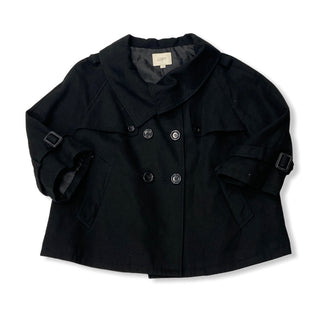 Primary Photo - BRAND: LOFT STYLE: JACKET OUTDOOR COLOR: BLACK SIZE: XL SKU: 190-190106-52573