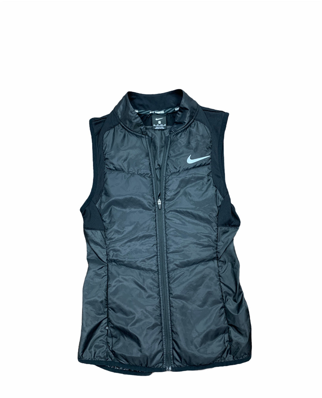 Primary Photo - BRAND: NIKE APPAREL <BR>STYLE: VEST <BR>COLOR: BLACK <BR>SIZE: XS <BR>SKU: 190-190125-35823