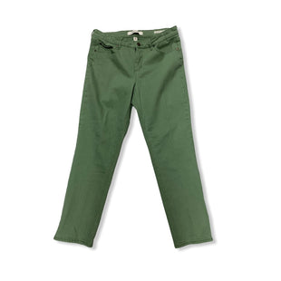 Primary Photo - BRAND: VINTAGE AMERICA STYLE: JEANS COLOR: GREEN SIZE: 12 SKU: 190-190125-35007