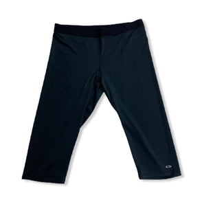 Primary Photo - BRAND: CHAMPION STYLE: ATHLETIC CAPRIS COLOR: BLACK SIZE: XL SKU: 190-190140-19013