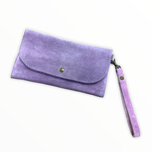 Primary Photo - BRAND: ABLE STYLE: WRISTLET COLOR: PURPLE OTHER INFO: ABLE - SKU: 190-190140-18300