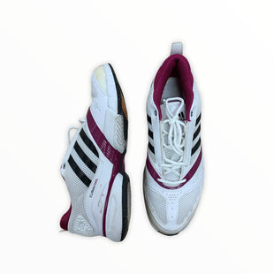 Primary Photo - BRAND: ADIDAS STYLE: SHOES ATHLETIC COLOR: MULTI SIZE: 7 SKU: 190-190106-53921